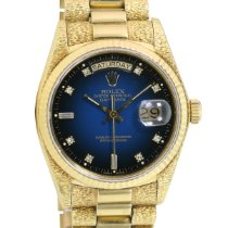 Rolex 18038 Yellow gold Day-Date 36 36mm pre-owned United States of America, California, Los Angeles