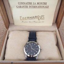 Eberhard & Co. Stal 40mm Manualny 21018 używany
