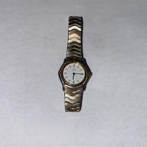 Ebel Sport Gold/Steel 23mm Mother of pearl No numerals United States of America, Florida, Miami