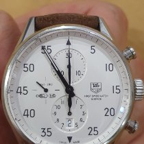 TAG Heuer Carrera Calibre 1887 FC5037/R Очень хорошее Сталь 43mm Автоподзавод Россия, краснодар