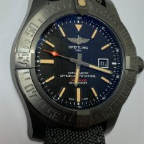 Breitling Avenger Blackbird Titanium 48mm Black No numerals United States of America, New Jersey, Fair Lawn