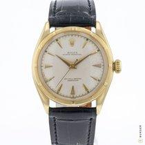 Rolex 6085 Oro amarillo 1953 Bubble Back 34mm usados