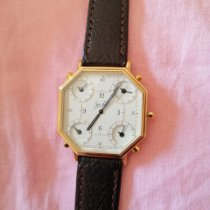 Jean d'Eve Yellow gold 35mm Quartz pre-owned
