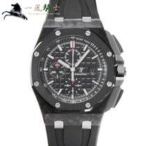 Audemars Piguet Royal Oak Offshore Chronograph 26400AU.OO.A002CA.01 Good Carbon 44mm Automatic
