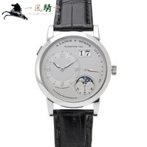 A. Lange & Söhne Platinum 39mm Manual winding 109.025 pre-owned