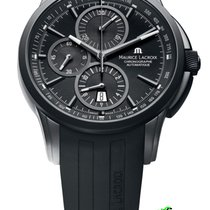 Maurice Lacroix Pontos Chronographe new Automatic Chronograph Watch with original box and original papers PT6188