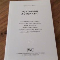 IWC Portofino Automatic 3565 2018 neu