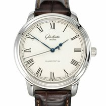 Glashütte Original Senator Automatic Steel 40mm White United States of America, Texas, Plano