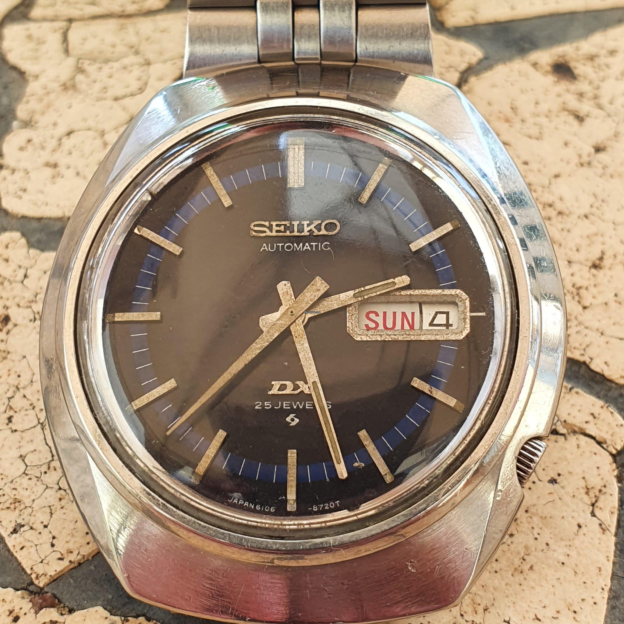 Seiko DX 6106 7780 en venta por 145 € por parte de un