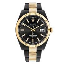 Rolex 126333 Or/Acier 2020 Datejust II 41mm nouveau