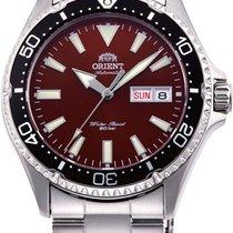 Orient Steel 42mm RA-AA0003R new