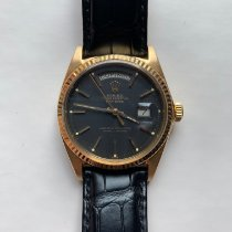 Rolex Day-Date 36 Oro amarillo 36mm Negro Sin cifras España, Terrassa