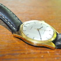 Tissot Stylist Goud/Staal 34mm