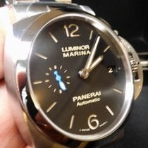 Panerai Luminor Marina 1950 3 Days Automatic pre-owned 42mm Black Date Steel