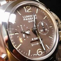 Panerai Luminor 1950 8 Days Chrono Monopulsante GMT Titane 44mm
