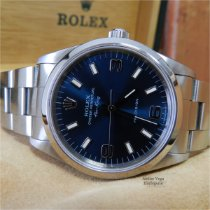 Rolex Air King Precision Acier 34mm Bleu France, Bastia