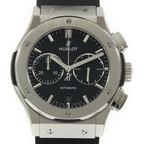 Hublot Automatic Black 45mm new Classic Fusion Chronograph