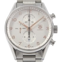 TAG Heuer 43.5mm Automatic CAR2012.BA0799 pre-owned