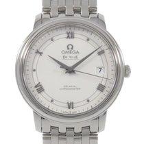 Omega De Ville Prestige 37mm Blanco