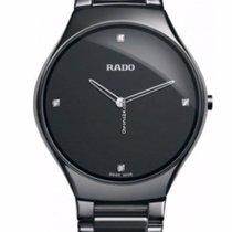 Rado True Thinline Ceramic 39mm Black No numerals