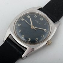 Lemania Lemania Czech Pilot's watch, World War II 1940 brukt