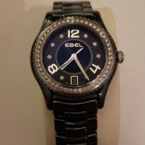 Ebel X-1 Ceramic 33mm