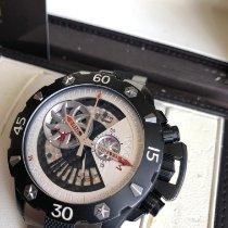 Zenith Defy El Primero Titane 46,5mm Noir France, Le Mans
