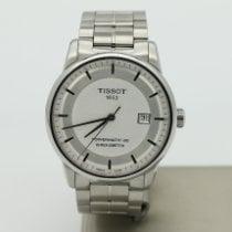 Tissot Luxury Automatic Steel 41mm Silver No numerals United States of America, Nevada, Las Vegas