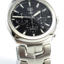 TAG Heuer CBC2110.BA0603 Steel 2020 Link 41mm new
