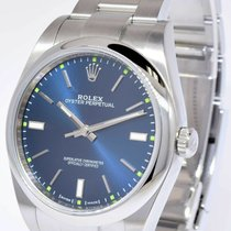 Rolex Oyster Perpetual 39 Steel 39mm Blue No numerals United States of America, Florida, 33431