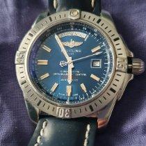 Breitling Galactic 44 Steel 44mm Blue