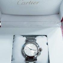 Cartier Pasha C Zeljezo 35mm Bjel Arapski brojevi