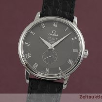 Omega De Ville Co-Axial Steel 39mm Grey