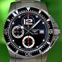 Longines HydroConquest L3.644.4.56.6 2011 pre-owned