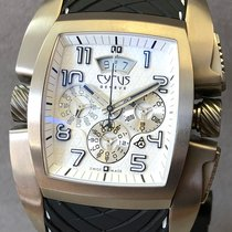 Cyrus Titanium 44mm Automatic 598.001.A new