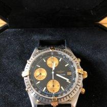 Breitling Chronomat pre-owned 39mm Black Chronograph Date