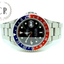Rolex GMT-Master II Acero 40mm Negro Sin cifras España, Los Barrios