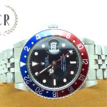 Rolex GMT-Master Acero 40mm Negro Sin cifras España, Los Barrios