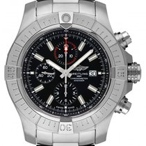 Breitling Super Avenger A13375101B1A1 pre-owned