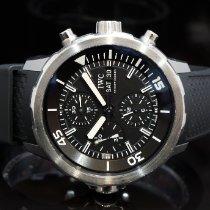 IWC IW376803 Acero 2014 Aquatimer Chronograph 44mm usados