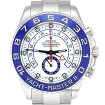 Rolex Yacht-Master II Steel 44mm White No numerals United Kingdom, Manchester