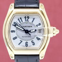 Cartier 2524 Yellow gold 2002 Roadster 37mm pre-owned