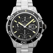 TAG Heuer Aquaracer 500M Steel 43mm Black United States of America, California, Burlingame