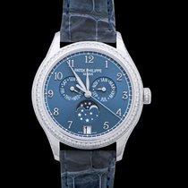 Patek Philippe Annual Calendar 38mm Azul