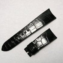 Girard Perregaux Toebehoren 9502 nieuw Krokodillenleer Zwart