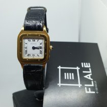 Cartier Or jaune 23mm Remontage manuel 96053 occasion