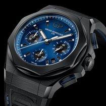 Girard Perregaux Laureato Titan 44mm Blau