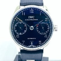 IWC IW500109 Steel 2006 Portuguese Automatic pre-owned