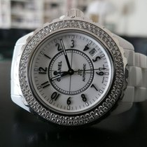 Chanel J12 Céramique 38mm Blanc Arabes France, Montpellier