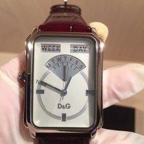 Dolce & Gabbana Stahl Quarz DW0125 neu